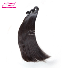 Good Feedback Wholesale unprocessed virgin remy 100% natural indian human hair price list
