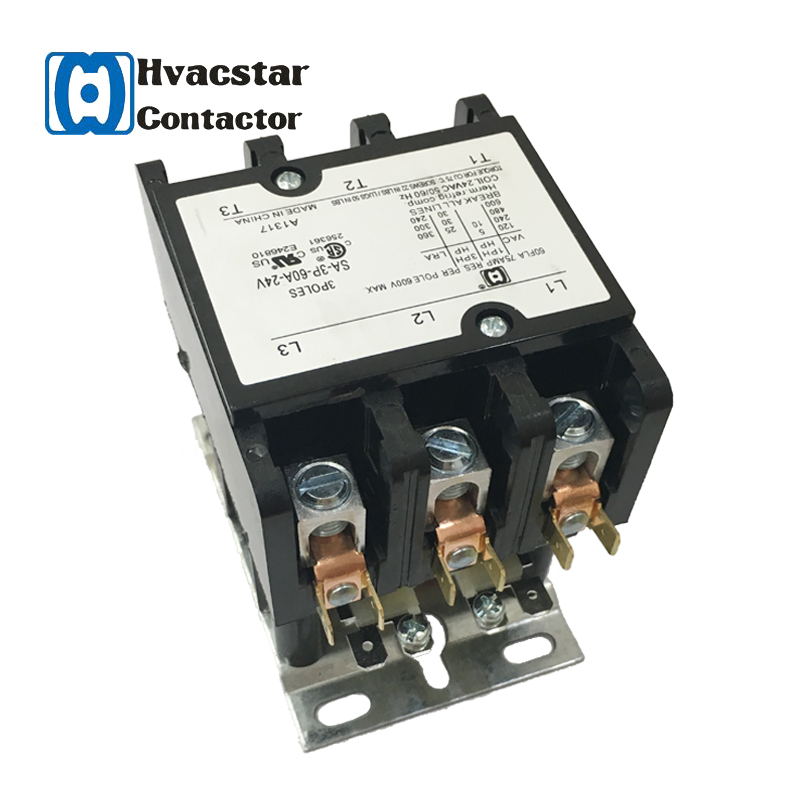 AC electrical furnas aeg contactor magnetic lighting refrigerator contactor with competitive price