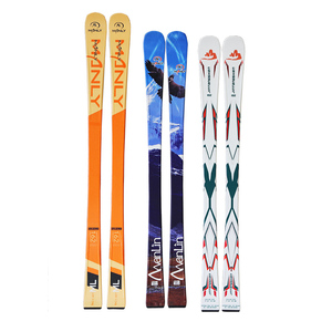 OEM Custom alpine mountain snow skis for kid adult women men s custom-made  ski board equipment made in China bc46d479d