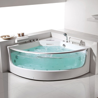 FICO Corner massage bathtub FC-253