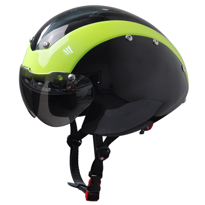 Beatiful Colors Cycling Bicycle Helmet,Multifunctional Time Trial ...
