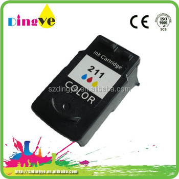 Free Shipping For Canon Printer Ink Cartridges 210 Pixma IP2700 MP480 MP490