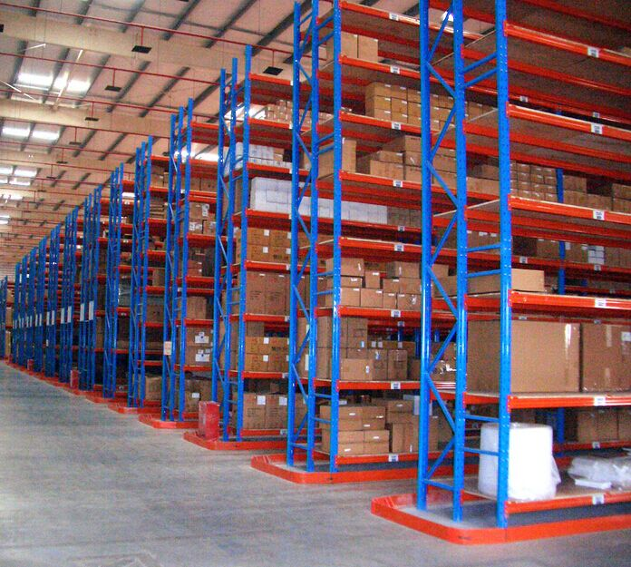 Pallet racking heavy duty rack for industry warehouse