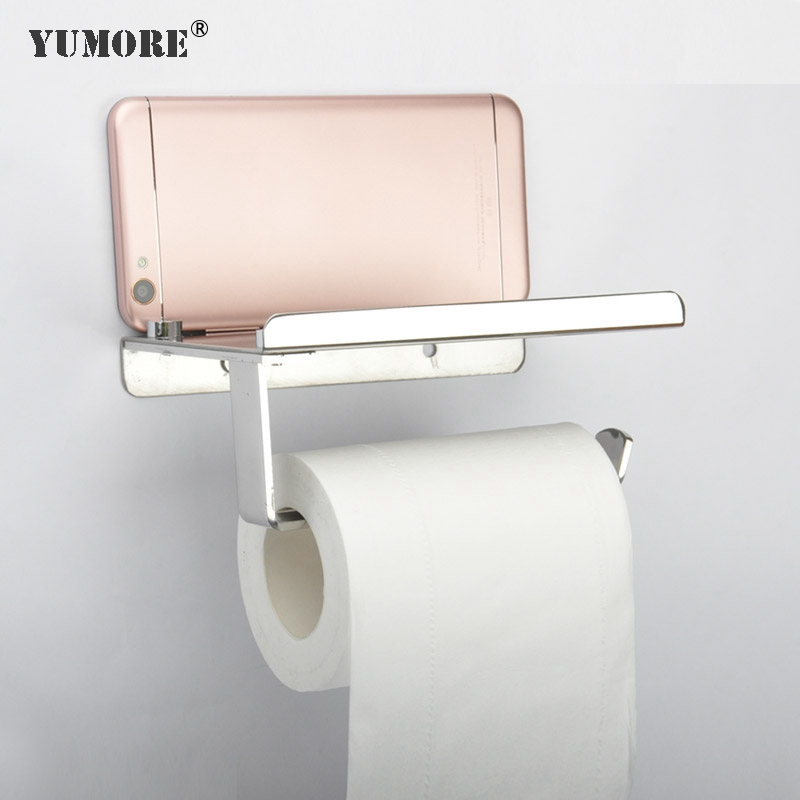 Bathroom Fixtures Swan Statue Roll Paper Tissue Holder Craft Ornament Washroom Toilet Paper Holder Roll Dispenser Professional Design Bathroom Hardware