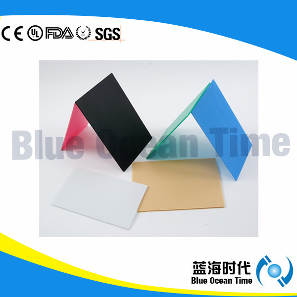 Customized Folding PP Correx Flute Plastic Sheet, corflute protection board