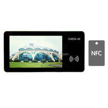 NFC android tablet 10.1 inch lcd monitor screen displays