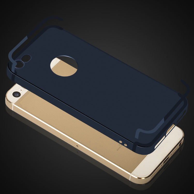 DFIFAN for iPhone 5S Case, for iPhone 5 Case, for iPhone SE TPU Solid Color Case
