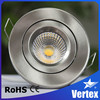 Dimmable tunable white COB led downlight, Tridonic driver included