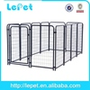 large welded tube wire mesh portable dog pen