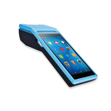 Cheap restaurant handheld bluetooth nfc wifi android mobile touch screen pos machine price system terminal printer device