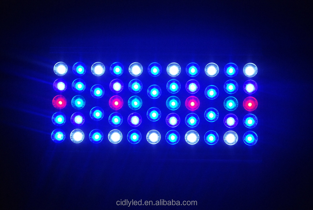 55x3w Cidly Dimmable Led Fish Tank Aquarium Lights,Freshwater Led ...