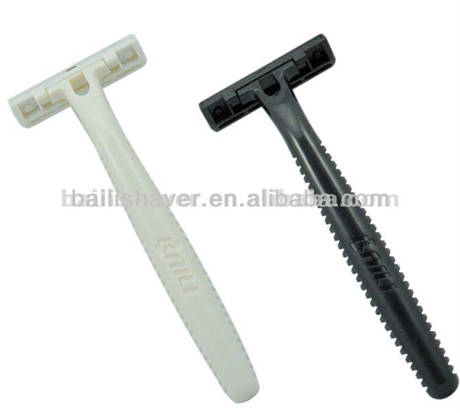 twin blade disposable shaving blade