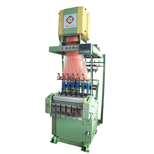Small business jacquard loom shuttle weaving machine