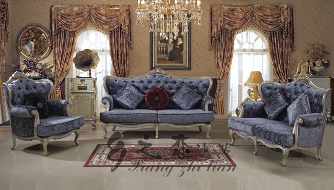 Antique living room furniture arabic furniture latest for Hall furniture design sofa set