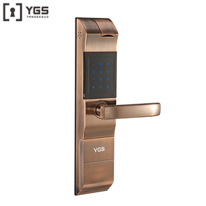 High tech security pc combination door locks for lockets