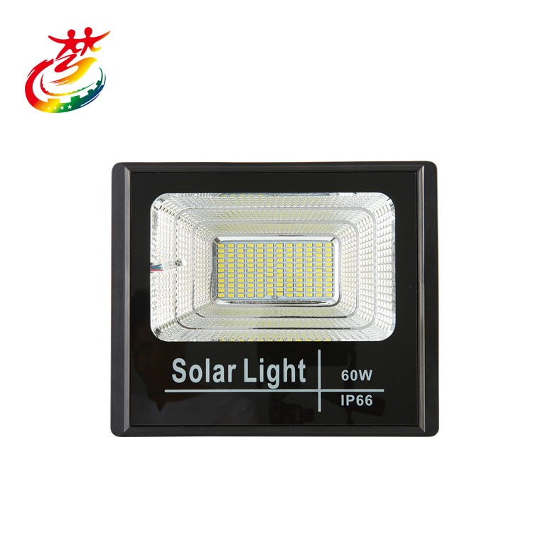factory outlet 40w solar flood light  Die-cast aluminum