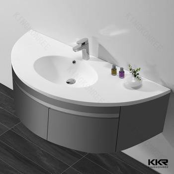 the best attitude 1add7 2204b Half Round Corner Bathroom Cabinet Wash Basin - Buy Bathroom Cabinet Wash  Basin,Cabinet Wash Hand Basin,Round Corner Wash Basin Product on Alibaba.com