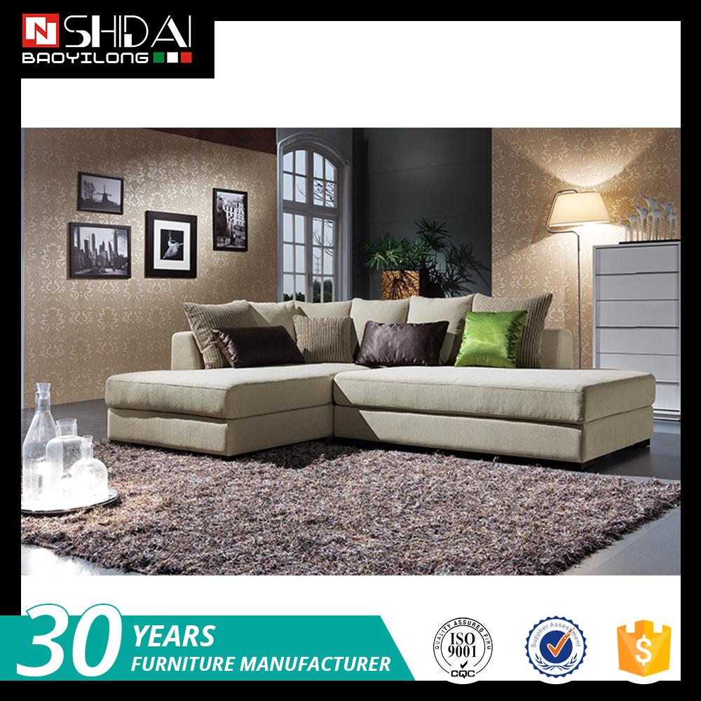En todo el mundo popular de fábrica al por mayor salón tejidos sofá ...