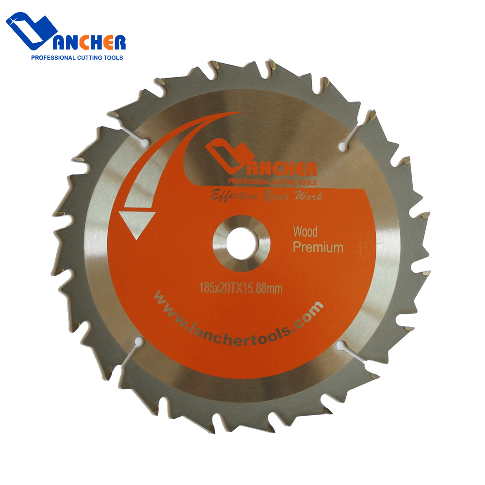 Lancher Anti-Kickback Teeth Type Woodworking Saw Blade