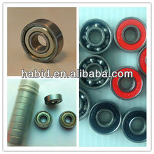 high precision chrome steel / carbon steel 608 bearing