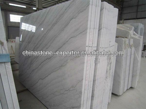 White Marble China Carrara