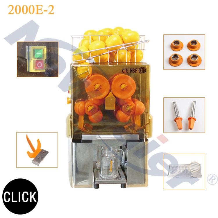 गर्म बिक्री और उच्च गुणवत्ता रस चिमटा प्रसंस्करण वाणिज्यिक नारंगी juicer मशीन