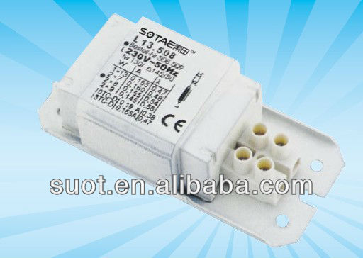 magnetic fluorescent ballast for T5 T8