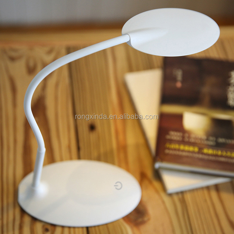 flexible ultra-thin led creative student learn table lamp eye-care lamp
