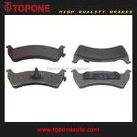 D625 Durable Car Brake Pad 4762101 GDB1238 for JEEP Brake Pad