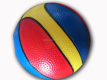 9 inch PVC basketball toys