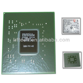Vga Ic G86-741-a2 Dc:12+ Nvidia Chip