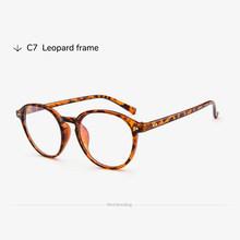Toketorism леопардовые оправы для очков для женщин и мужчин винтажные оправы для очков прозрачные линзы 7822(Китай)