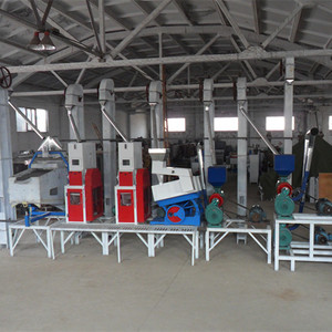 50ton/day rice station used rice mill machine, commercial business working rice milling machine for sale