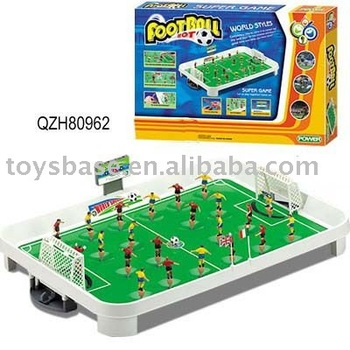 Plastic Soccer Game Table, Football Table Toy