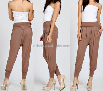 Últimas Pantalones Productos Mujeres Pantalones Holgados 4077dcaa7d58