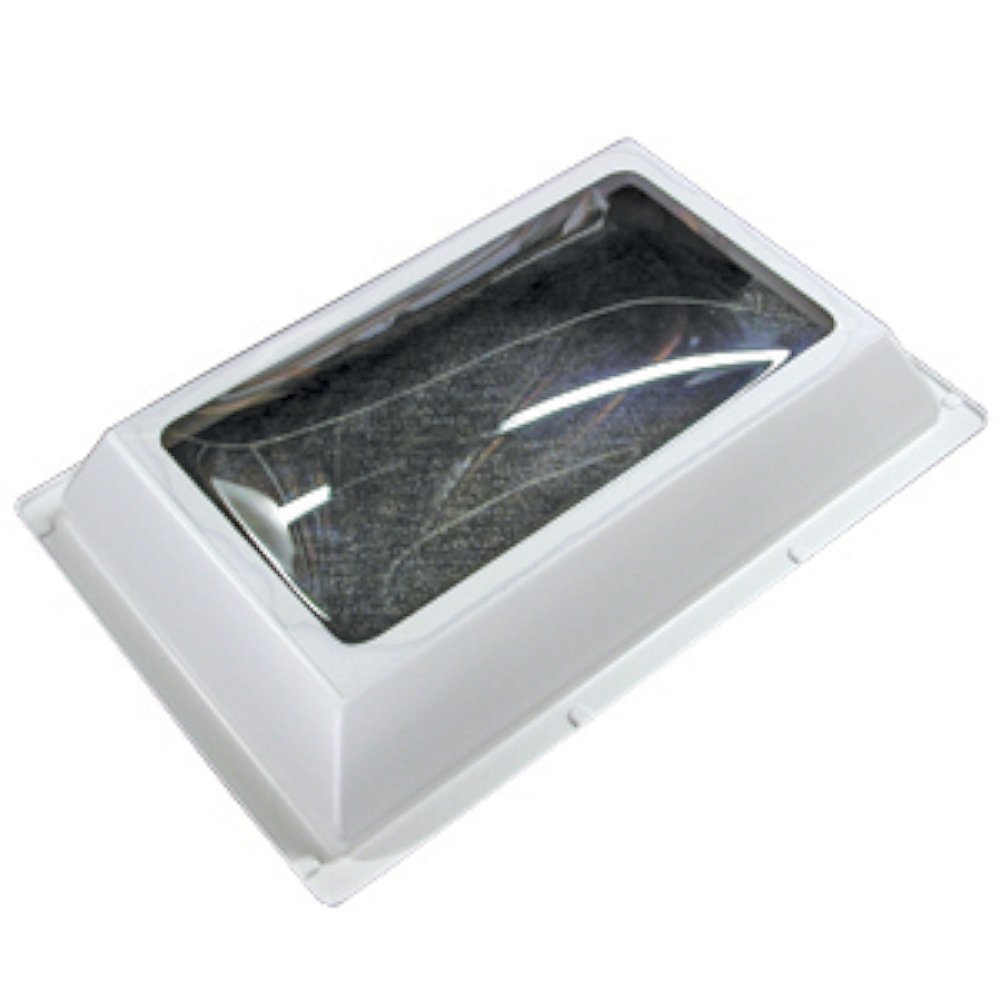 Specialty Recreation (N2222) White Inner Garnish for Rectangular Skylight Dome