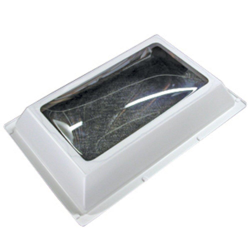 Specialty Recreation (N2222) White Inner Garnish for Rectangular Skylight Dome