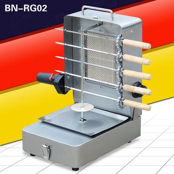 Restaurant Kitchen Equipment Portable Folding Gas Shawarma Machine ...