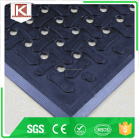 Top value natural rubber for workshop gym basketball court rubber mat