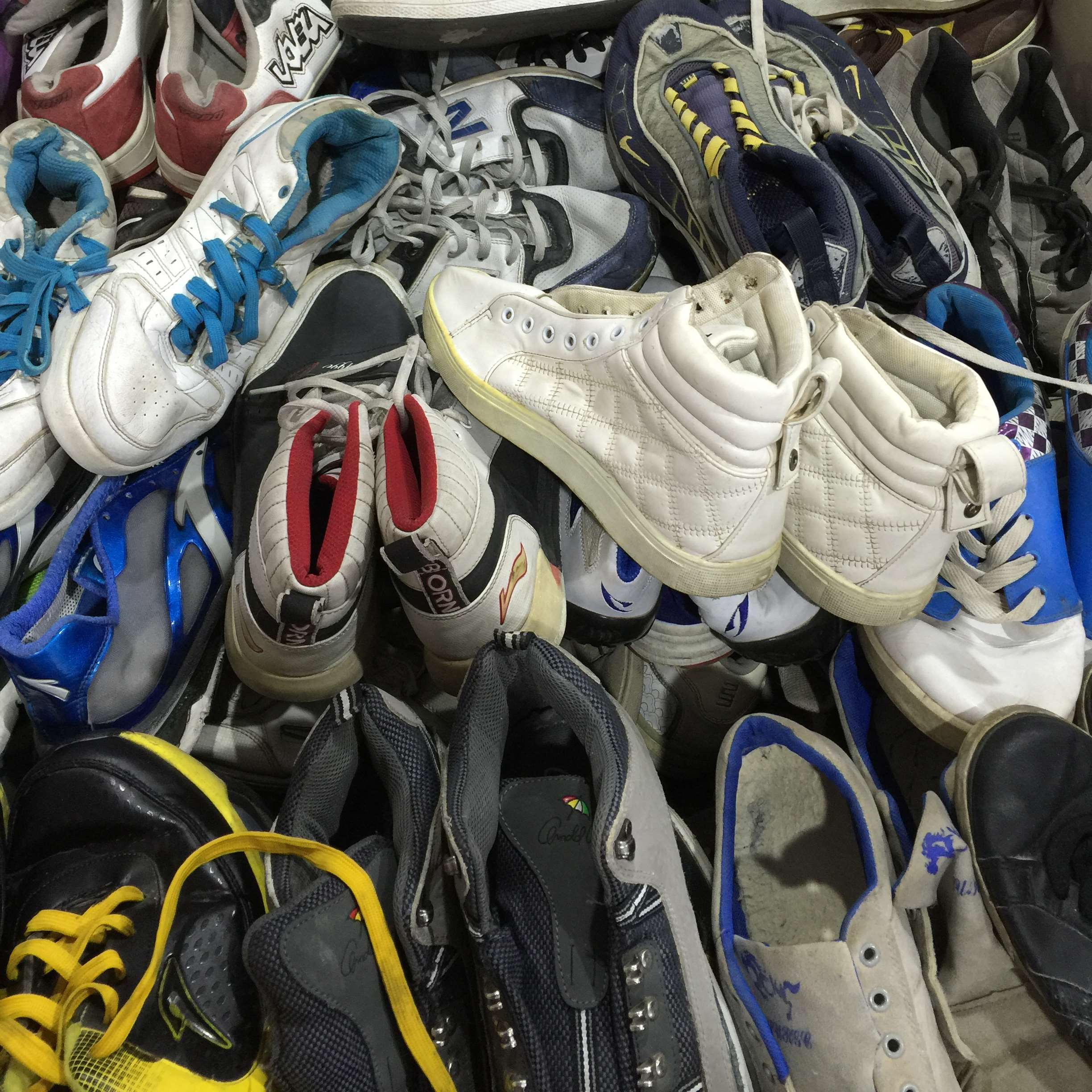 Used shoes wholesale from USA for sale used running shoes