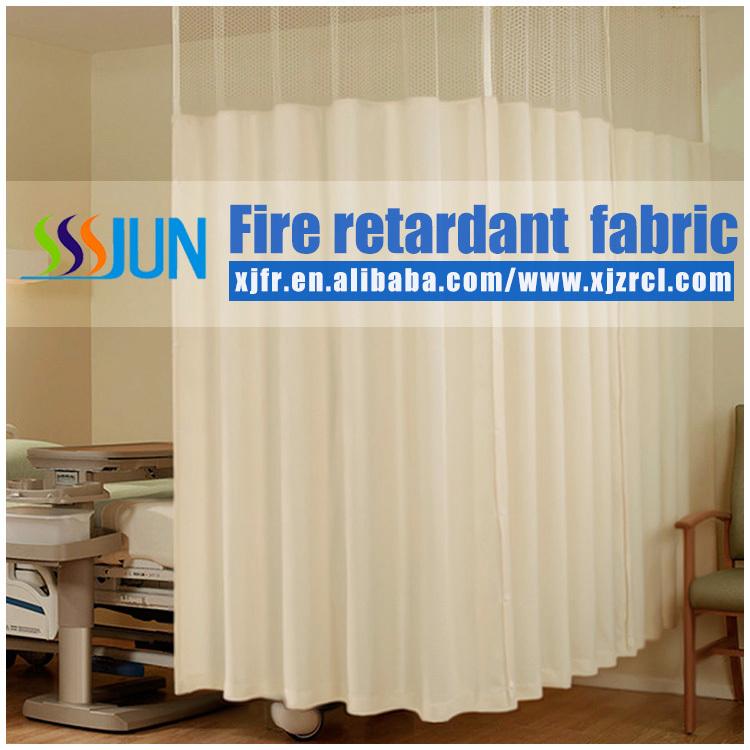 Anti Bacteria Permanent Fire Retardant Medical Hospital Curtain  Fabric,Cubicle Curtain For Hospital - Buy Fire Retardant Fabric,Anti  Bacteria,Hospital