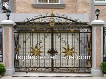 House Garden Gate Design