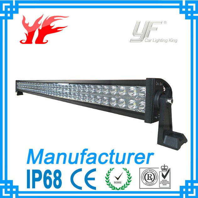 Wholesale price 252w ip68 led 4x4 LED light bar for trucks,SUV,ATV