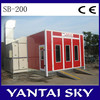 2015 china alibaba australian standard spray booth auto body paint booths