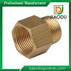 Contemporary best selling Forged Brass Female and Male Coupling