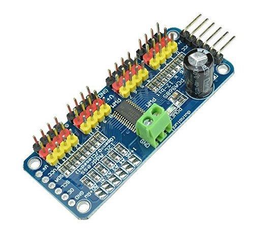 DC 1.8V 3V 5V 6V 12V 2A Low Voltage Motor Speed Controller PWM 1803B fh