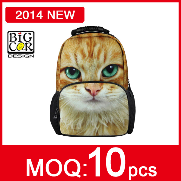 4d8fe9f806 3D Cute Cat Backpack