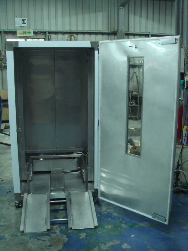 KS-30 Single Door Type Proofer