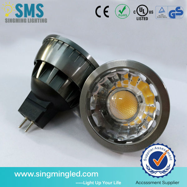 manufactory supply high lumen cob mr16 , bulb led gu10 63mm