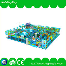 children commercial indoor playground equipment got CE certificate